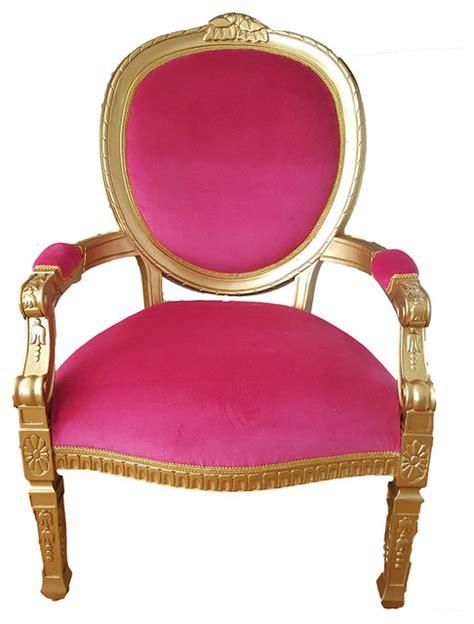 throne chair pink velvet gold