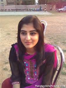 Athlatic Girl Pakistani Image