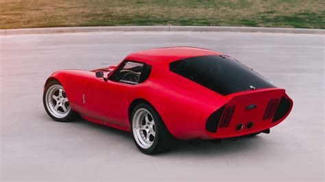 Factory Five Daytona Coupe Review by 2014 Factory Five Daytona Coupe Replica F254 Houston 2015