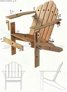 Free Plans For Pallet Adirondack Chair