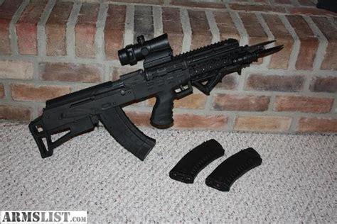 Ak-74 Bullpup With Mods
