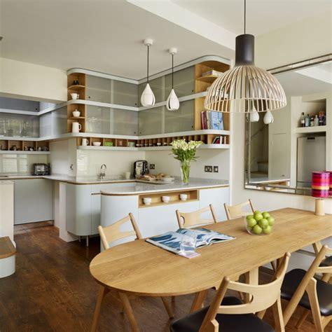 dining and kitchen design open plan kitchen design ideas ideal home 6708