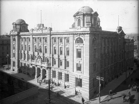 New Post Office Buildings, 1912  Nzhistory, New Zealand History Online