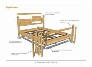 Bed Woodworking Plans : Fundamental Children Crafts – Wood