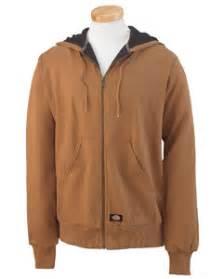 Dickies Thermal Lined Hooded Fleece Jacket