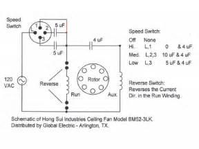 hunter ceiling fan speed control switch
