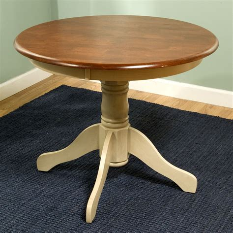 get both looks and function in your dining room with round