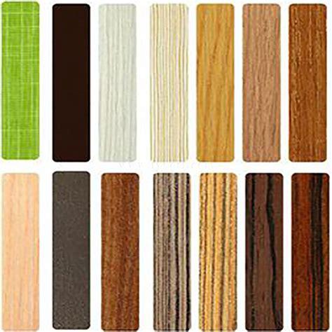 china supplier adhesive veneer stick  edging  wood shelf woodgrain edge strip