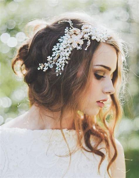coiffure bohème mariage coiffure de mari 233 e chignon boh 232 me les plus jolies coiffures de mari 233 e pour s inspirer