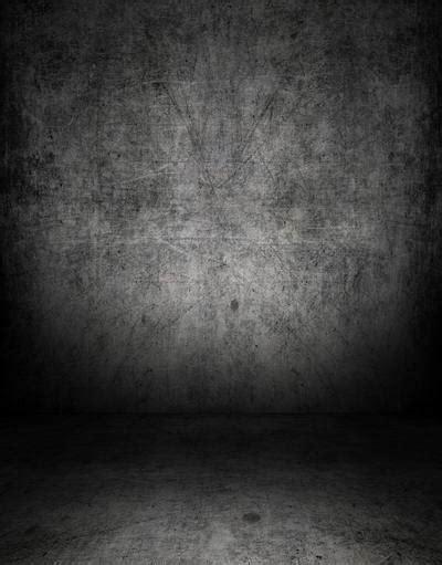 8x12FT Indoor Dim Grey Gray Light Black Concrete Wall