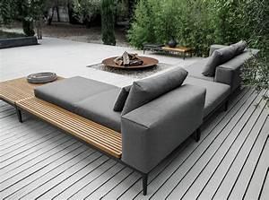 Garten Lounge Sofa : gloster grid lounge kaffeetisch terrassengestaltung pinterest liebe gr e freuen und magazin ~ Markanthonyermac.com Haus und Dekorationen