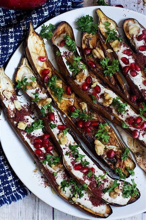 Fennel powder, salt, rice, tomato, onion, green chili, red chili powder and 9 more. The Best Middle Eastern Eggplant Recipe Video • Unicorns ...