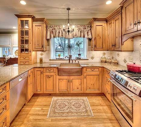 pine kitchen cabinets kitchen traditional  country