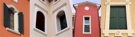 Cornici Finestre Polistirolo - cornici per finestre in polistirolo resinato per esterno