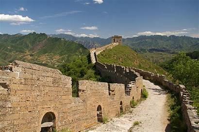 Simatai Wall China Dynasty Qin Wikipedia Ancient