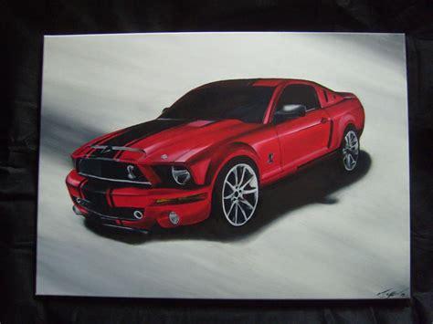 biete dein auto auf leinwand kunst pagenstecherde