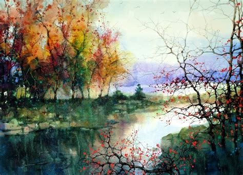 30 Awesome Watercolor Paintings  Incredible Snaps