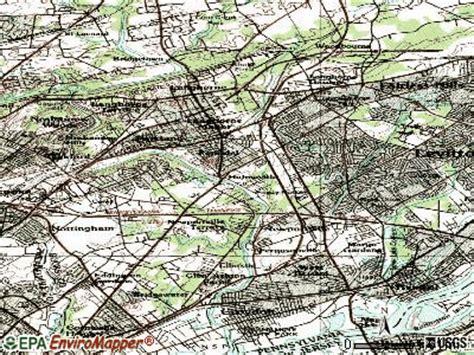 hulmeville pennsylvania pa 19047 profile population