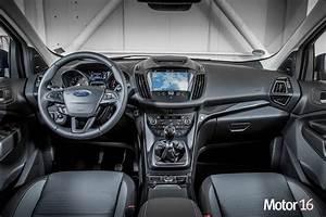 Nouveau Ford Kuga 2017 : ford kuga 2017 fotos interior motor 16 ~ Nature-et-papiers.com Idées de Décoration
