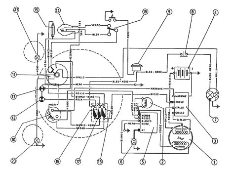 Ducati 200 Wiring Diagram by Ducati Single Parts Manual Hobbiesxstyle