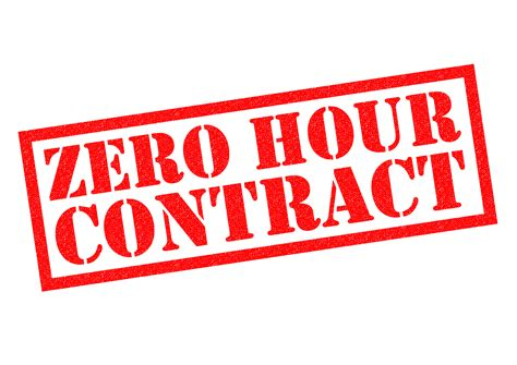zero hour contracts hours contract health mental casual engaged workers status markedly slowed rising growth half second end vulnerable finds