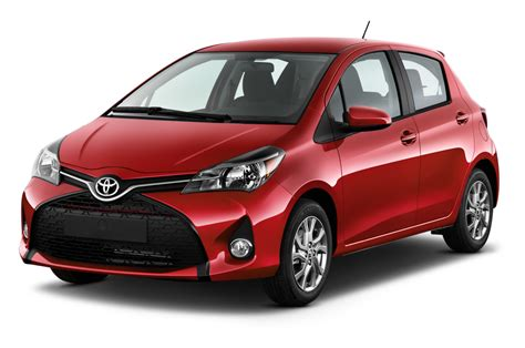 Hatchback Cars : 2017 Toyota Yaris Reviews And Rating