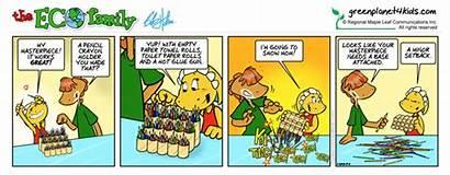 Reuse Planet Tips Masterpiece Comic Strip