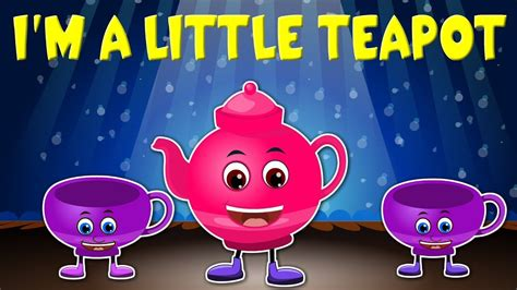 I'm a little teapot - Amharic kids songs - YouTube