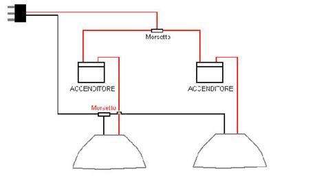 Come Collegare Un Interruttore Ad Una Lada by Collegamento Elettrico Interruttore