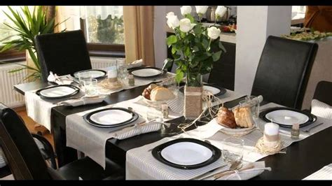 dinner table decoration ideas dinning table decoration bm furnititure
