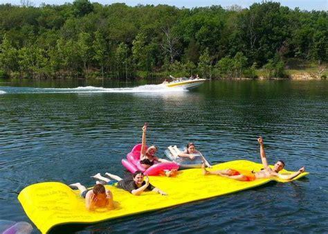 lake floating mat aqua pad floating water mat lake toys island