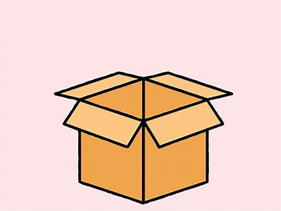 Dribbble Boxes Courier Phone Julia Spring Dream