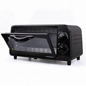 Mini Backofen 20 Liter : mini backofen pizza ofen br tchen ofen 9 liter 800 watt elektrisch mit timer sw ~ Whattoseeinmadrid.com Haus und Dekorationen