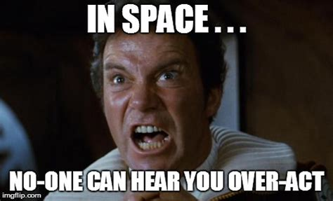 Kirk Meme - is the new star trek any good here s the answer