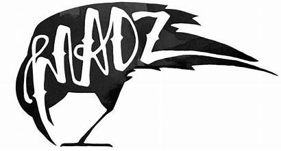 Madz Raven Graphic Identity Musician Stark Paint