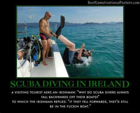 Scuba Diving Meme - scuba diving in ireland meme city