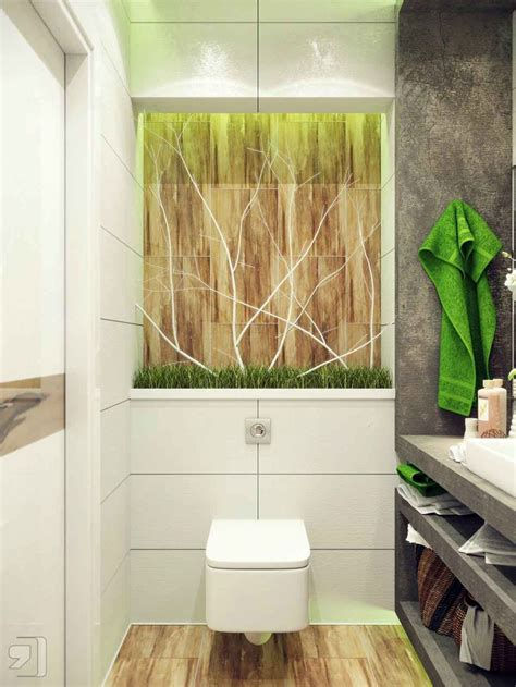 bamboo themed bathrooms  cozy shower experience