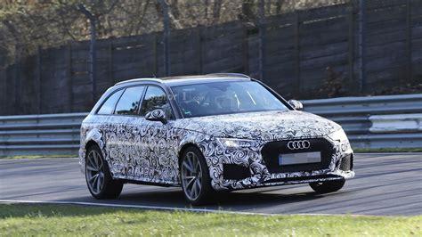 Audi Rs4 Avant, Rs5 Coupe/sportback Specs Leaked Via