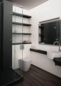 Douche Petit Espace : douche wc petit espace salle de bain ~ Voncanada.com Idées de Décoration