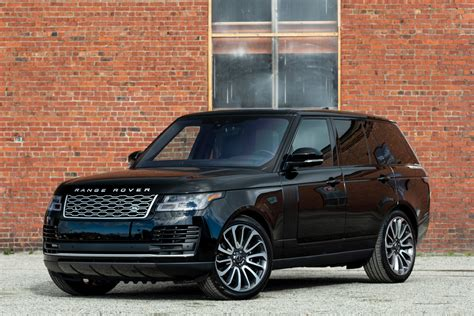 Land Rover Range Rover 2019 by 2019 Range Rover Supercharged Silver Arrow Cars Ltd