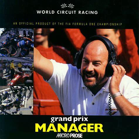 grand prix manager