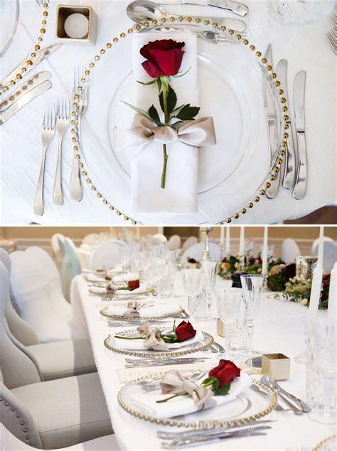 wedding table ideas    prettiest place settings