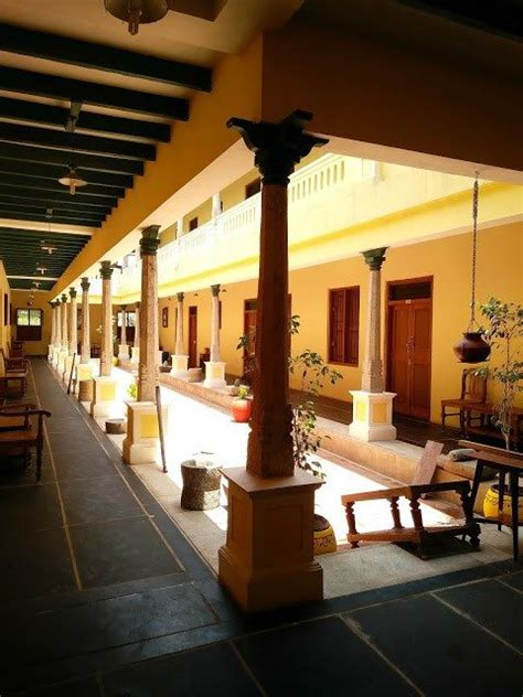 mutram traditional open courtyard   middle   house commonly    south