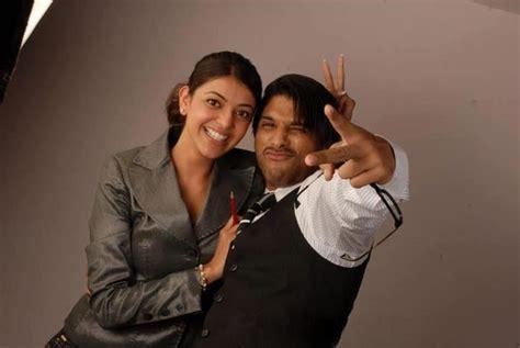 Woo-hoo! Allu Arjun Opposite Kajal Aggarwal Once Again