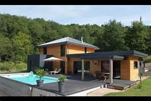 les 25 meilleures idees de la categorie plan maison With plan de maison cubique 16 booa constructeur francais nouvelle generation