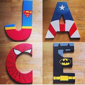 Best 25 Decorate Wooden Letters