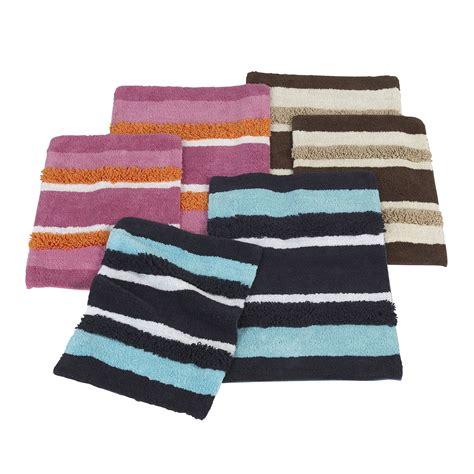 essential home two piece bath rug set