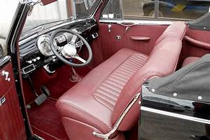 1941 Lincoln Zephyr Custom Convertible
