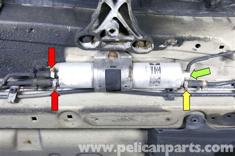 Bmw Z3 Fuel Filter Replacement  19962002  Pelican Parts