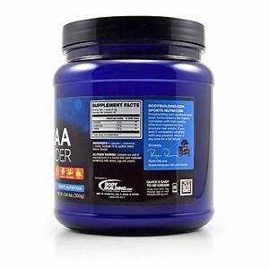 Musclepharm Bcaa Powder Review